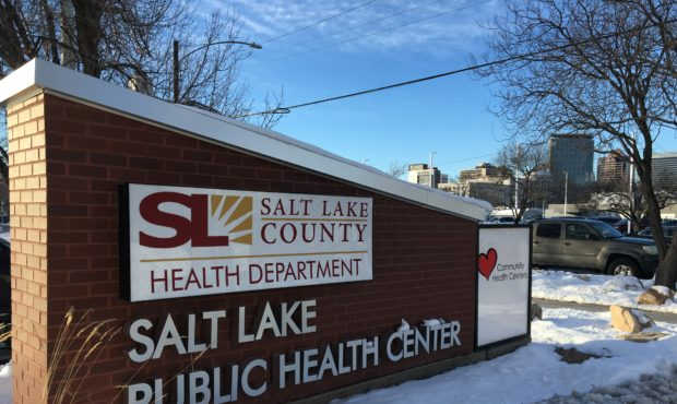 Salt Lake County Health Department logo