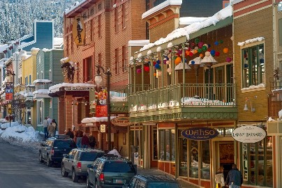Park City Main Street's small businesses