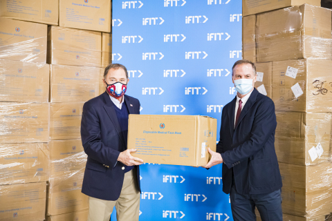 iFit Interactive Fitness Donates One Million Masks ...