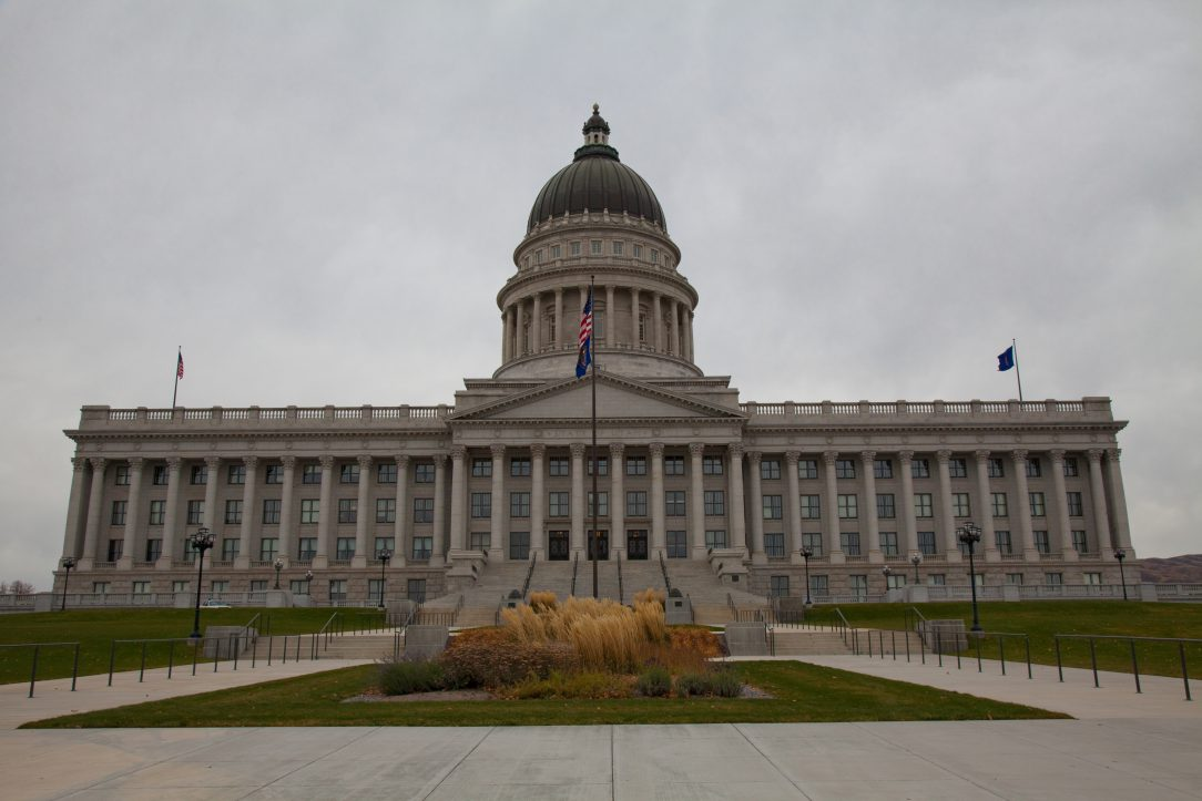 Picture of the Utah State Capitol