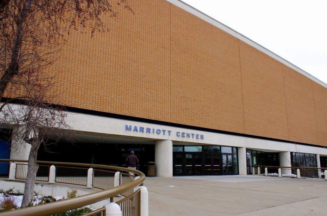 BYU Marriott Center