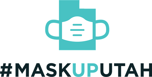 Mask Up Utah Campaign logo