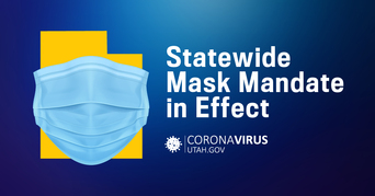 statewide mask mandate is now in effect indoors and outdoors anytime you are within 6 feet of someone from another household.