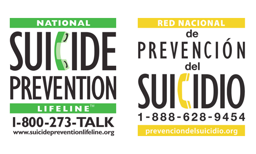 National Suicide Prevention Image 1.800.273.TALK