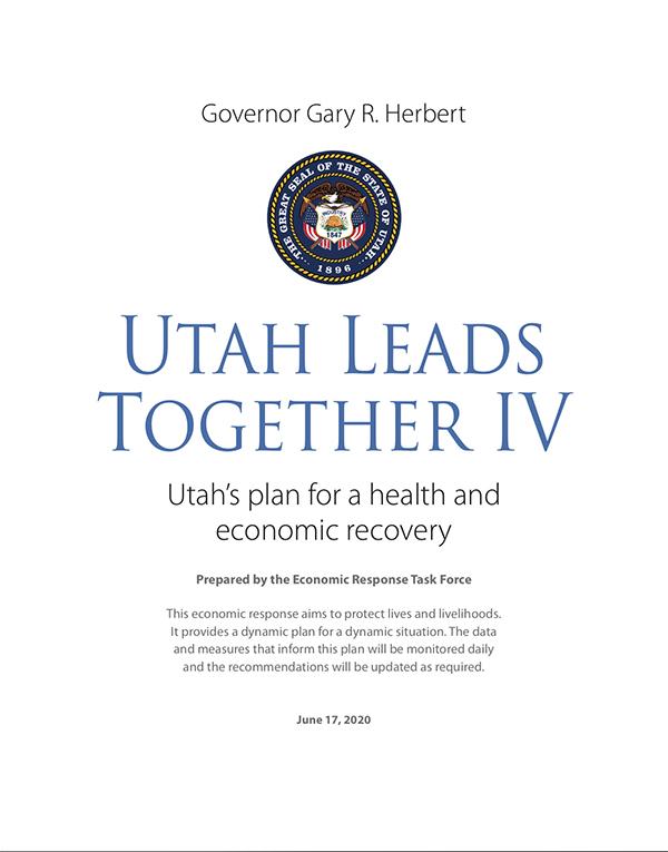 "Governor Gary R. Herbert ""Utah Leads Together 3.0"" Image"