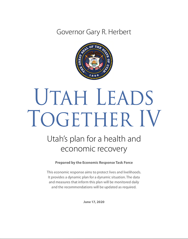 "Governor Gary R. Herbert ""Utah Leads Together 3.0"" Image"